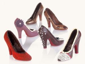 Schoko-Schuhe
