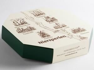 Niersperlen® - 12 Schokoladige Perlen